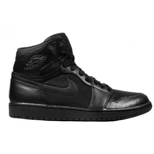 364770-004 Air Jordan 1 Phat Black Carbon Fiber A01014