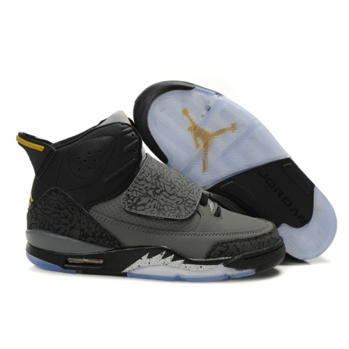 Air Jordan Son Of Mars Mens Shoes Black Grey A22002