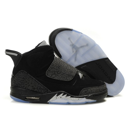 Air Jordan Son Of Mars Mens Shoes Grey Black A22004