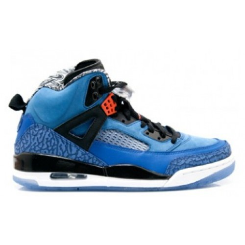 315371-405 Air Jordan Spikize Knicks Royal Blue Black White A23016