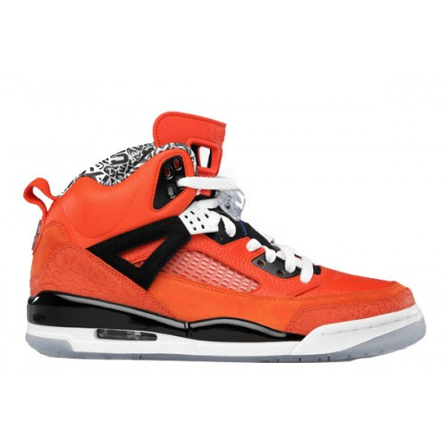 315371-805 Air Jordan Spizike Knicks Orange Black White A23018